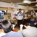 磐田市立城山中学校の横井先生