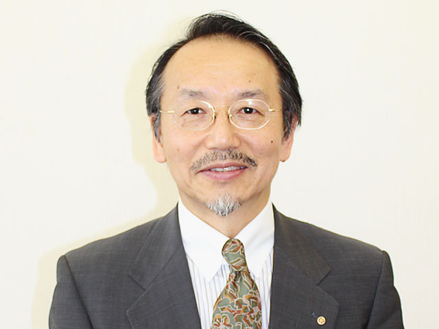 第53代 御殿場RC会長 勝又 博文